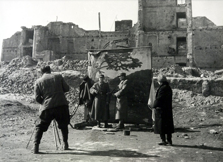 Marco Jindrich - Varšava, 1947