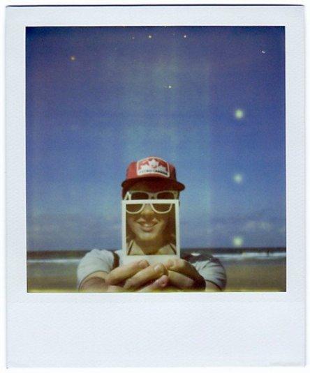 Jon Austin polaroids © 2007
