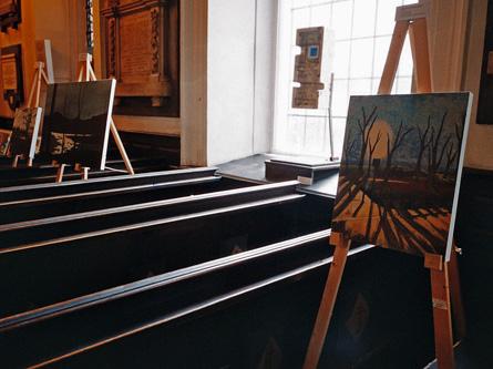 schizopolis exhibition 01 leeds by christos stavrou